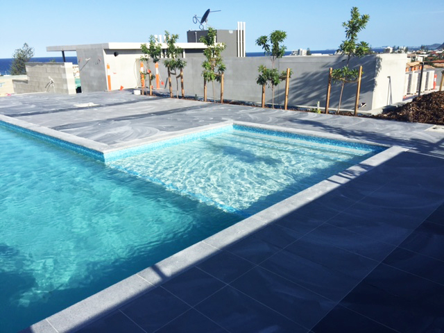 The park mermaid beach gold coast for Pool design gold coast
